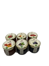 Confiture 30g - Assortiment 6 parfums