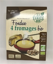 Fondue 4 fromages
