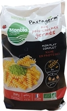 Pastagerm pois chiches germes bio 250 g